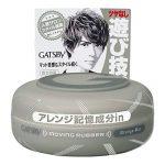 Gatsby Moving Rubber Grunge Mat 80g de la marque Mandom TOP 4 image 0 produit