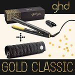Ghd - Fer A Lisser Styler Gold Plaque Moyenne classic avec Pochette Ghd Ronde de la marque ghd TOP 11 image 0 produit