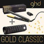 Ghd - Fer A Lisser Styler Gold Plaque Moyenne classic avec Pochette Ghd Ronde de la marque ghd TOP 8 image 0 produit