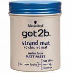 Got2B Pâte Coiffante avec Chic/Mat Pot 100 ml - Lot de 3 de la marque GOT 2B TOP 1 image 1 produit