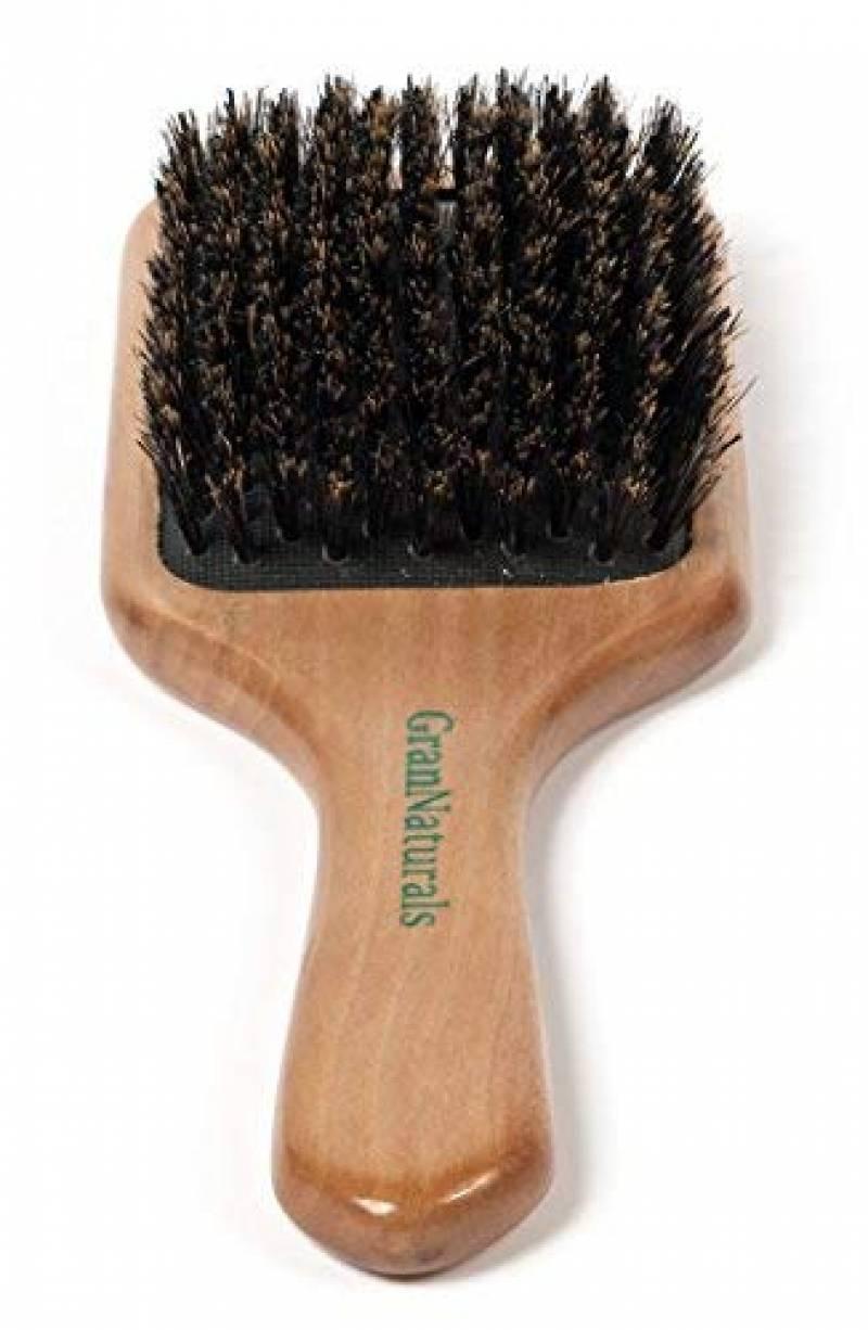 GranNaturals Brosse a Cheveux a Poils Sanglier de la marque GranNaturals TOP 4 image 0 produit