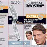L'Oréal Men Expert Excell 5 Coloration Homme Sans Ammoniaque Châtain Naturel 5 - Lot de 2 de la marque L'Oréal Men Expert TOP 8 image 1 produit