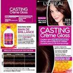L'Oréal Paris Casting Crème Gloss Coloration Ton Sur Ton Sans Ammoniaque 3.23 Chocolat Noir Lot de 2 de la marque Casting Crème Gloss TOP 5 image 1 produit