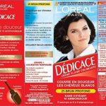 L'Oréal Paris Dédicace Coloration Temporaire Sans Ammoniaque 25 Brun Profond - Lot de 2 de la marque Dédicace TOP 5 image 1 produit