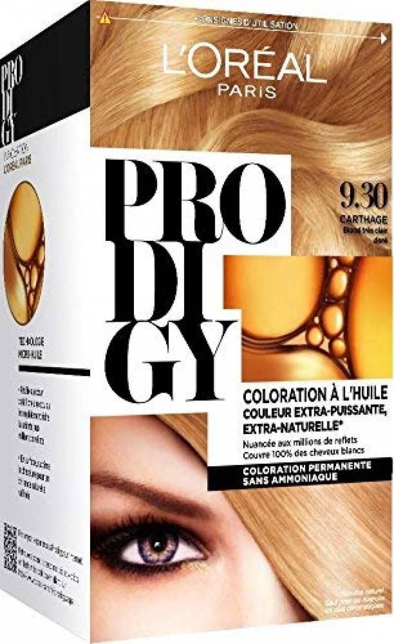 L'Oréal Paris Prodigy Coloration Permanente à l'Huile Sans Ammoniaque 8,0 Blond Clair de la marque Prodigy TOP 1 image 0 produit