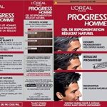 L'Oréal Paris Progress Homme Gel de Repigmentation Naturelle Coloration Cheveux Blancs de la marque Progress Homme TOP 3 image 2 produit