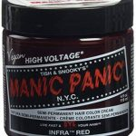 MANIC PANIC Cream Formula Semi-Permanent Hair Color - Infra Red de la marque Manic Panic TOP 6 image 0 produit