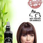 Marocain oil-extra Vierge grade-100ml size-treat vos cheveux à la meilleure huile d'argan bio soin cheveux disponibles, cheveux frisés pour contrôle de Notr TOP 12 image 1 produit