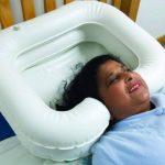 NRS Bac à shampoing gonflable de la marque Nottingham Rehab Supplies TOP 2 image 1 produit