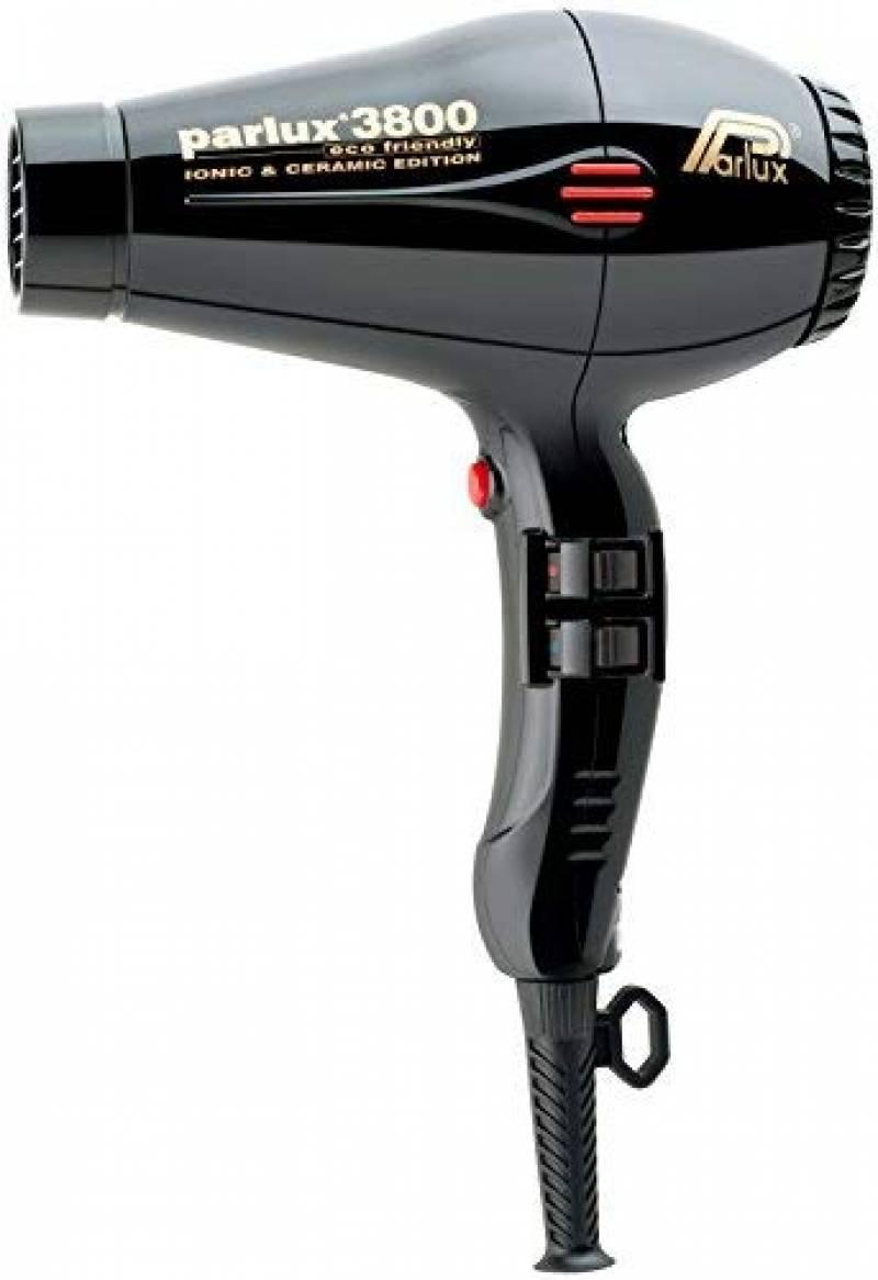 Parlux 3800 Eco Friendly - Sèche-Cheveux Professionnel - Ionique et Céramique - Noir de la marque Parlux TOP 13 image 0 produit
