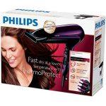 Philips HP8233/00 Sèche-cheveux, 2200 W, Céramique, Fonction ionique de la marque Philips TOP 11 image 3 produit