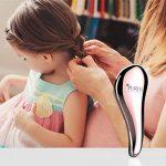 Purest Naturals Chrome Detangling Hair Brush – La meilleure brosse à cheveux pour démêler les cheveux mouillés pour femmes, hommes, filles & garçons – démêle le TOP 3 image 1 produit