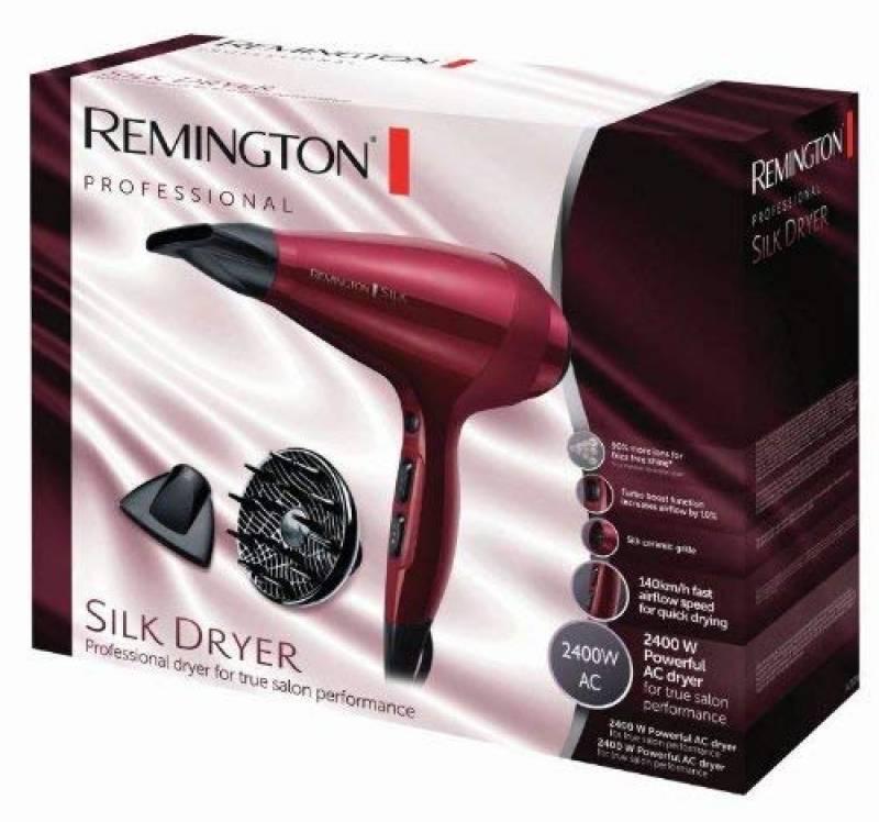 Remington - Pro Silk Moteur - Sèche Cheveux - AC + Diffuseur - 2400 W de la marque Remington TOP 9 image 0 produit