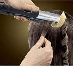 Rowenta sf6220Fer à lisser Liss et Curl Ultimate Shine, LED, noir/argent de la marque Rowenta TOP 9 image 3 produit