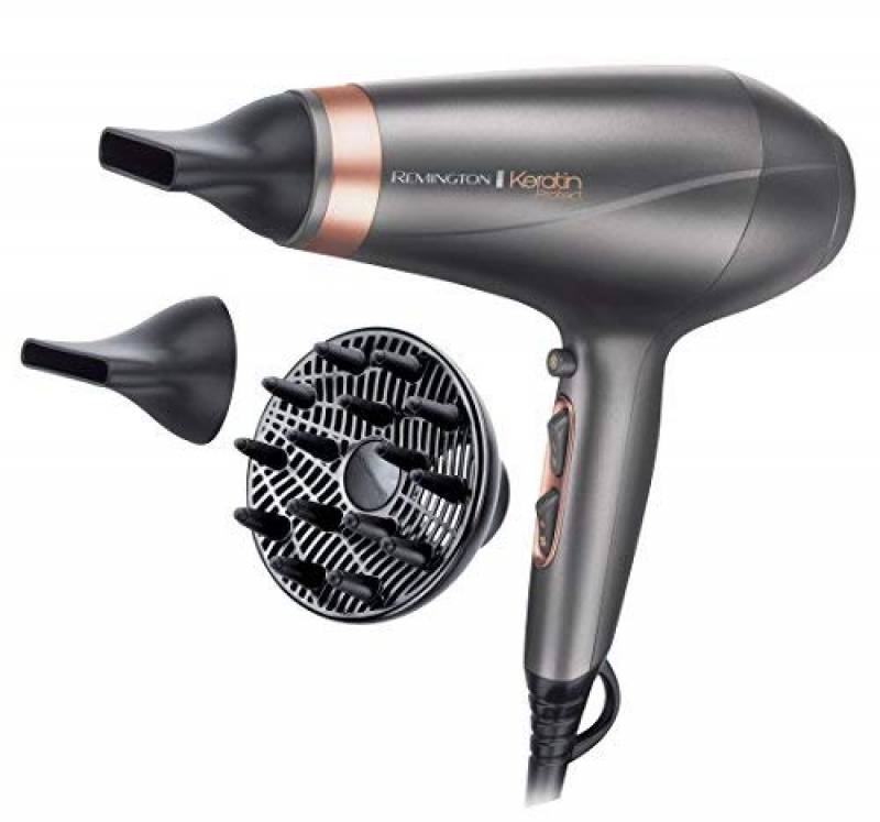 Sèche-Cheveux Keratin Protect AC8820 avec 2 Concentrateurs by Remington de la marque Remington TOP 1 image 0 produit