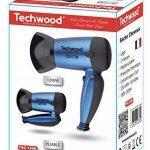 Techwood TSC-1208 Sèche Cheveux de Voyage de la marque Techwood TOP 3 image 2 produit