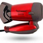 Techwood TSC-1215 Sèche Cheveux de Voyage de la marque Techwood TOP 6 image 1 produit