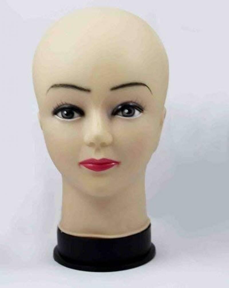 Tête mannequin plastique pour support perruques, casquettes, lunettes et chapeaux de la marque SystemsEleven TOP 2 image 0 produit