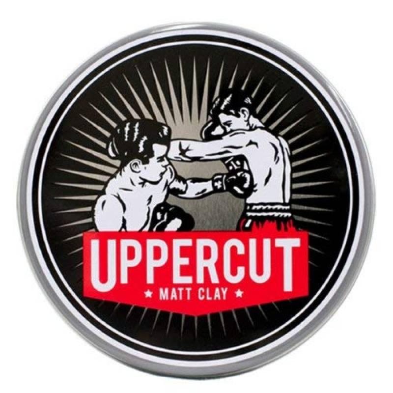 Uppercut Deluxe - Matt Clay - Noir mat de la marque Uppercut Deluxe TOP 1 image 0 produit