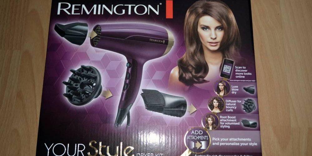 Voir de près les sèche-cheveux de la marque Remington principale